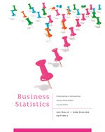 Business Statistics - Australia New Zealand ( Complete ) + Learning Statistics & EXCEL in Tandem