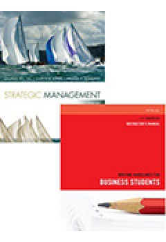 SHR Strategic Management Theory + Writing guidelines for Business Students