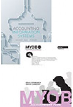 BUNDLE  Accounting Information Systems & MYOB AccountRight Plus Version 19.7