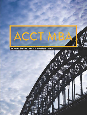 Cp0916 - Acct MBA