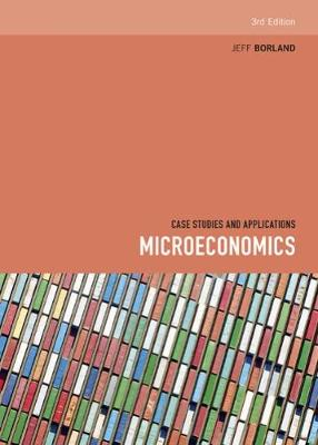 Microeconomics: Case Studies and Applications