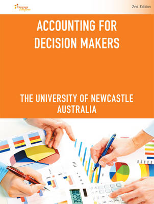 Accounting for Decision 2E Custom Book