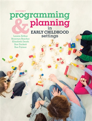 Programming And Planning In Early Childhood Settings 7th Edition
