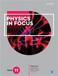 Physics In Focus 11 Sb And 4Ac