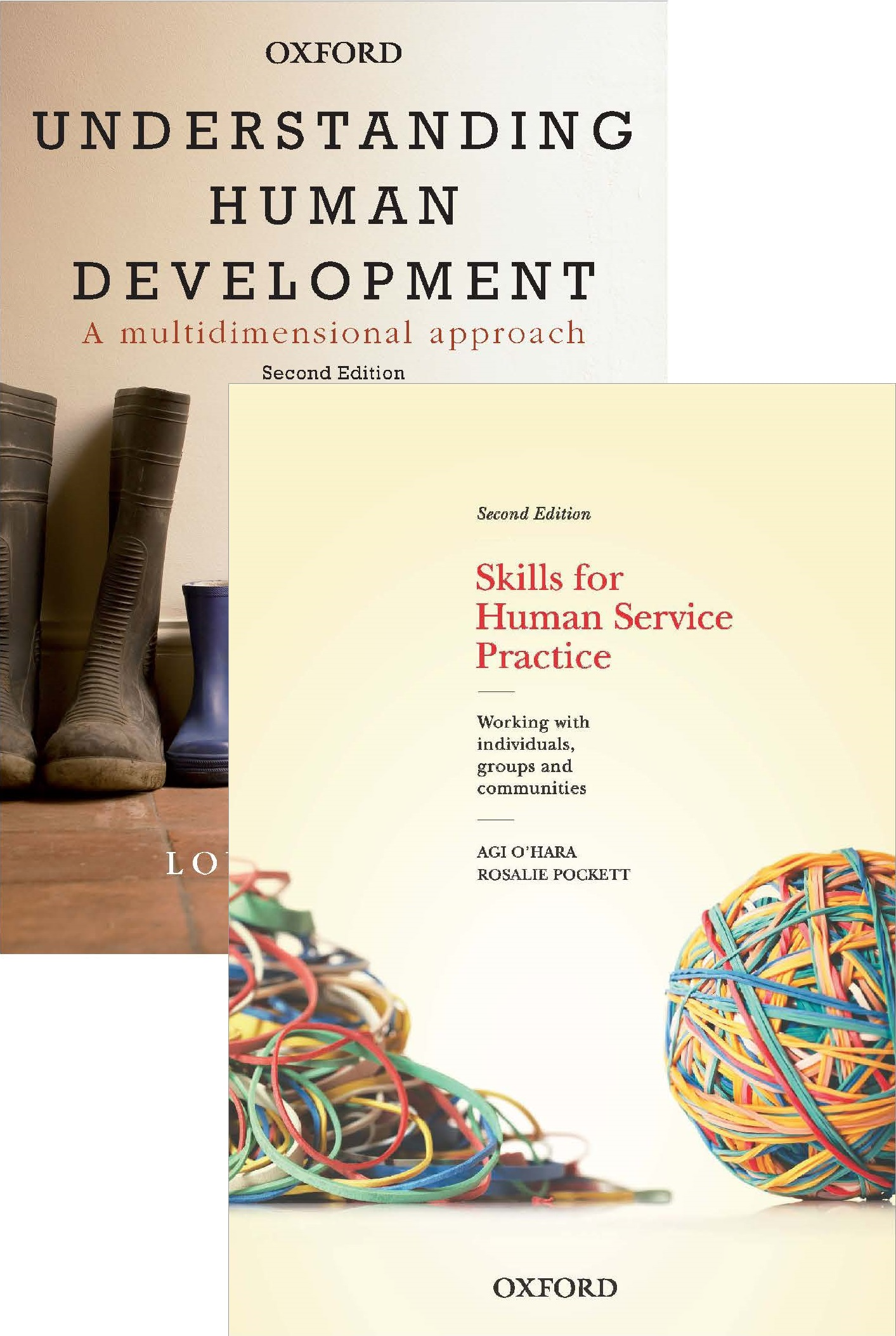 Understanding Human Development 2nd + Skills for Human Service Practice 2nd **Value Pack**