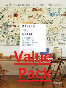 Making the Grade 4e & Smart Thinking 2e: Value Pack