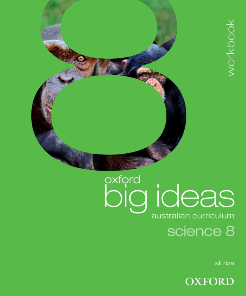 Oxford Big Ideas Science Oxford