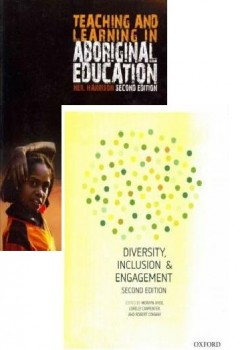 Diversity Inclusion Engagement & Teaching Learning in Aboriginal Edu Value Pack