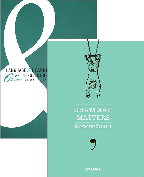 Language and Learning 6e & Grammar Matters Value Pack