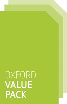 Crime Criminality & Criminal Justice + Crime & Criminology Value Pack 2nd Edition