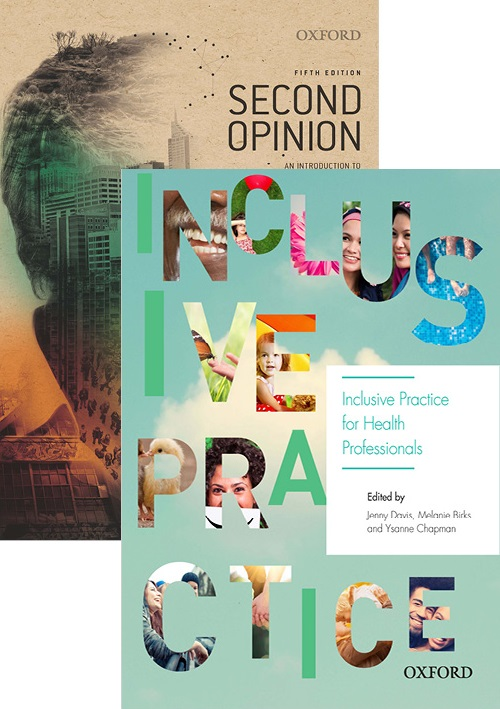 Second Opinion and Inclusive Practice for the Health Professionals Valuepack