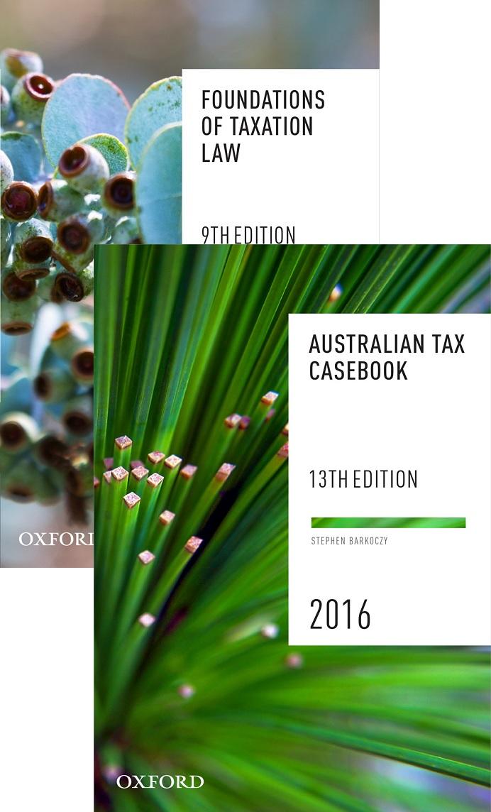 Swinburne University Tax Pack 2017