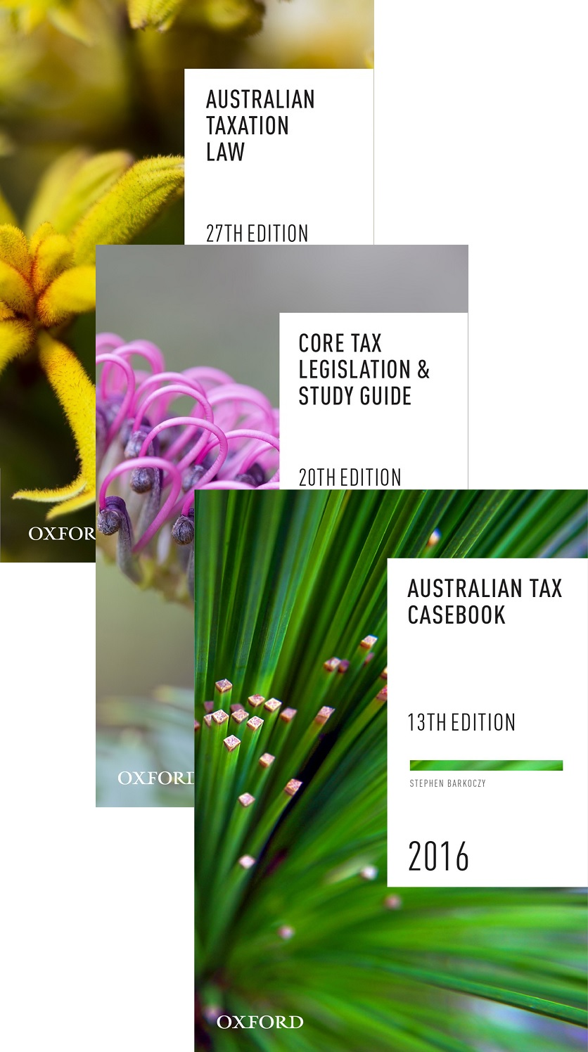 Core Student Tax Pack 4 2017
