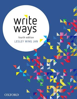 Write Ways 4th Edition (VitalSource eBook)