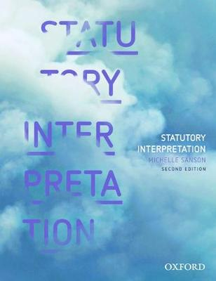 Statutory Interpretation 2nd Edition