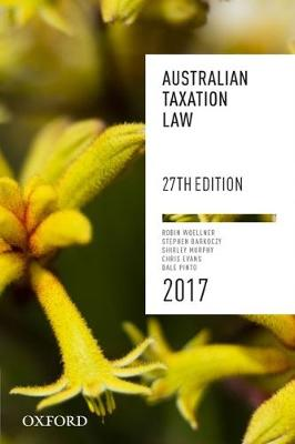 Australian Taxation Law 2017