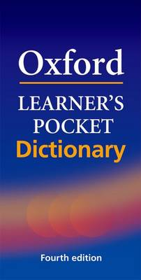 Oxford Learners Pocket Dictionary