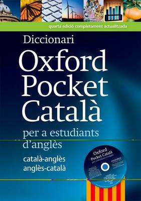 Diccionario Oxford Pocket Catalan Pack