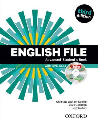 English File Advanced Student's Book & iTutor Pack