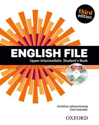 English File Upper-Intermediate Student Book with iTutor
