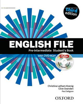 English File Pre-Intermediate Student's Book and iTutor Pack