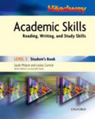 New Headway Academic Skills: Reading, Writing, and Study Skills: Level 3: Student's Book