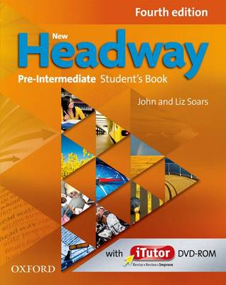 New Headway Pre-Intermediate Student's Book with iTutor Pack