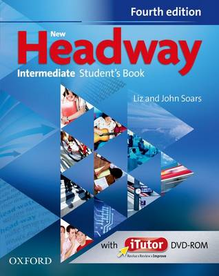 New Headway Intermediate Student Book & iTutor DVD-ROM Pack