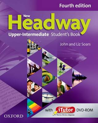 New Headway Upper-Intermediate Student Book with iTutori DVD