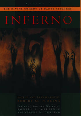 The Divine Comedy of Dante Alighieri: Volume 1, Inferno