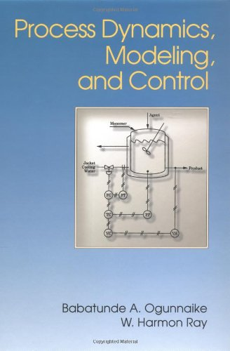 Process Dynamics, Modeling and Control