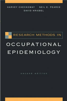 Research Methods in Occupational Epidemiology