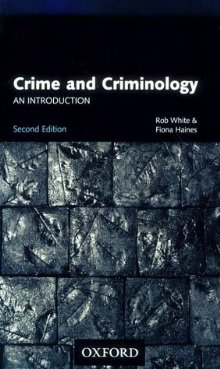 Crime and Criminology: An Introduction