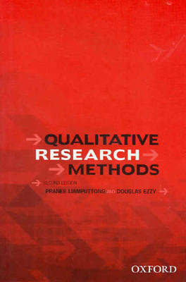 Qualitative Research Methods 2ed