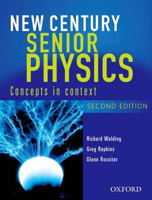 New Century Senior Physics Student Book + CD