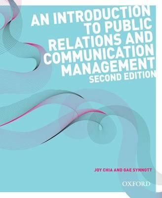 An Introduction to Public Relations and Communication Management Ebook