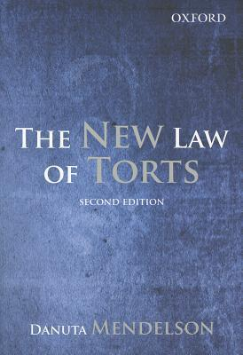 The New Law Of Torts 2nd Edition (VitalSource eBook)