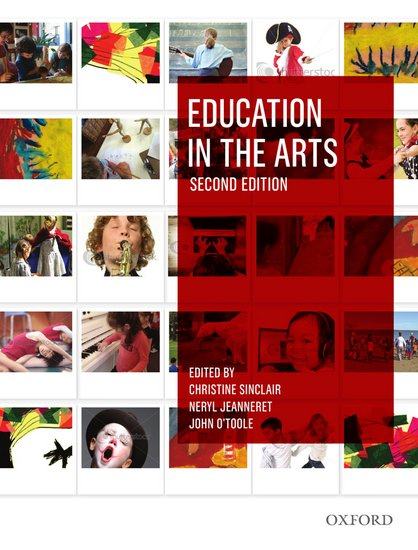 Education in the Arts Ebook