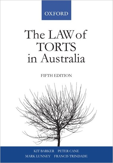 Law of Torts (VitalSource eBook)