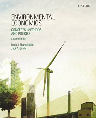 Environmental Economics: Concepts, Methods and Policies