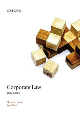 Corporate Law 3rd Edition