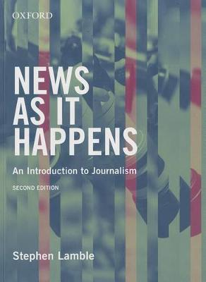 News as it Happens 2nd Edition
