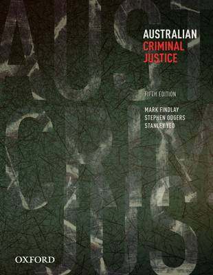 Australian Criminal Justice 5th Edition
