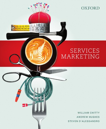 Services Marketing (VitalSource eBook)