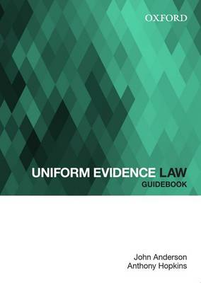 Uniform Evidence Law Guidebook