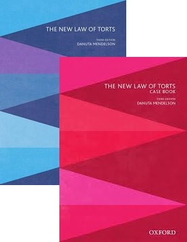 The New Law of Torts Pack 3rd Edition