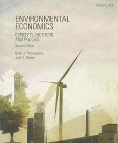 Environmental Economics 2nd Edition (VitalSource eBook)