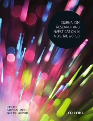 Journalism Research and Investigation in a Digital World e-book