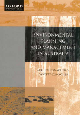 Environmental Planning & Management In Australia