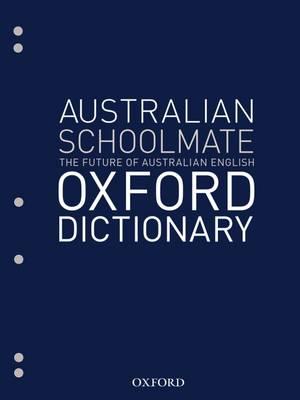 Australian Schoolmate File Dictionary